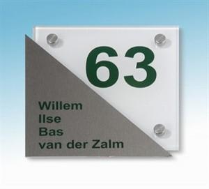 Verrassend Goedkoop naambord voordeur birkenstock 38 aanbieding YA-63