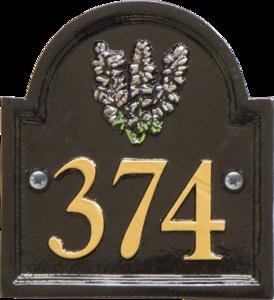 Naambordjes maken enorme collectie de naamborden site for Huisnummerbord maken