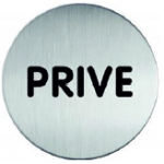 Pictogram Prive
