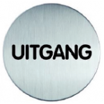 Pictogram Uitgang