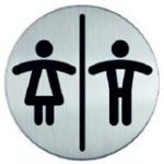 Pictogram Dame/Heer