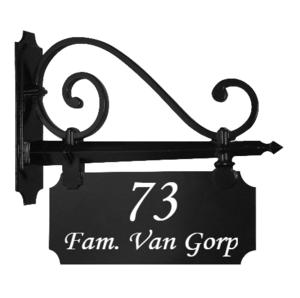 14cf18f94e4 Uithangbord voor uw woning, bedrijf of atelier.
